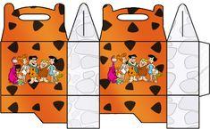 Caixa Lembrancinha Surpresa Os Flintstones: