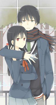 Mitsuki & Hiroomi | Kyoukai no Kanata