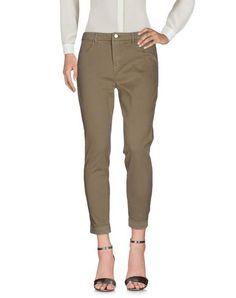 GAUDI Electra Jeans Damen Hose blau Designer Look Destroyed