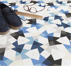 #MutDesign diseña la colección de baldosas hidráulicas Keidos para #enticdesigns