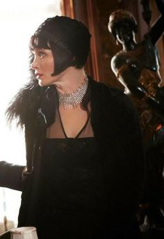 Miss Fisher Style