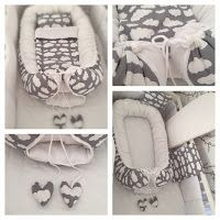 Tina's handicraft : how to do our own one babynest !!!