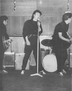 The early Beatles (1960)