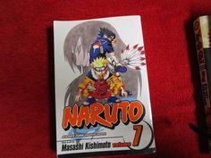 Naruto #7 English Language Anime Manga bleach manhwa comic book books hot