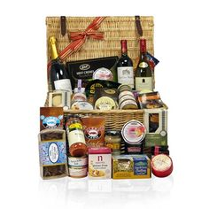 Luxury Gluten Free Christmas Hamper - something to savour on Boxing Day?