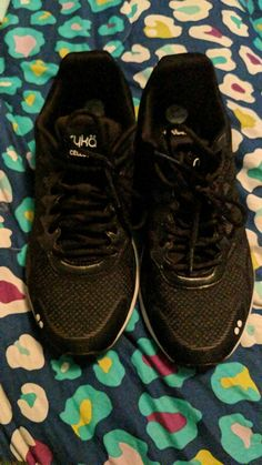 4bd63522934cb Black Rykä Athletic Shoes Gently used, bottoms dirty from the few times  worn walking around