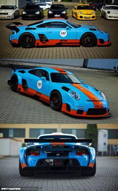Porsche 9FF GT9 Clubsport