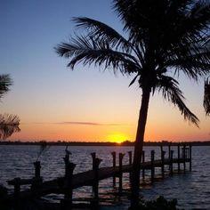 Siesta Key Fl Sunrise - 6/16/2012. Taken by Charlie Garrett.