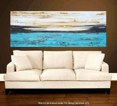 Enormous 72xxl large abstract painting original by jolinaanthony, $379.00