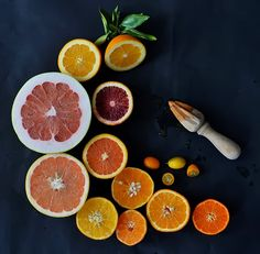 Walking into Whole Foods the other week, I was surprised by the variety of citrus piled high atop each other - clementines, heirlooms n...