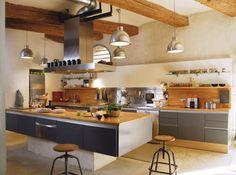 Interior design | decoration | loft | kitchen