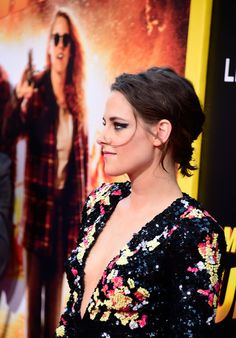 """Kristen Stewart Photos Photos - Actress Kristen Stewart attends PalmStar Media And Lionsgate's """"American Ultra"""" premiere at the Ace Theater Downtown LA on August 18, 2015 in Los Angeles, California. - Guests Attend the Premiere of Lionsgate's 'American Ultra'"""