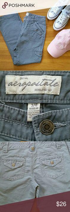 Selling this Aeropostale Cargo Pants on Poshmark! My username is: sissyprissyduds. #shopmycloset #poshmark #fashion #shopping #style #forsale #Aeropostale #Pants