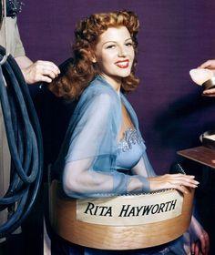 1940s & 1950s  (miss-vanilla:   Rita Hayworth, 1945)