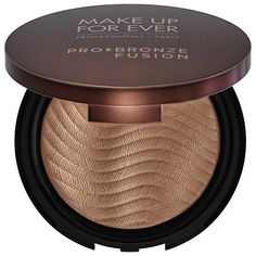 MAKE UP FOR EVER - Pro Bronze Fusion - (null) #sephora