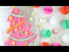 CHRISTMAS Tree Cake - CAKE STYLE