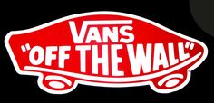 #Vans #logo @Vans Off The Wall Off The Wall