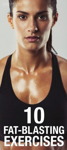 Blast fat like a boss with these 10 full body workouts!