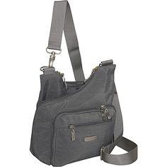 #FabricHandbags, #Handbags - baggallini Criss Cross Bagg - Cross Body