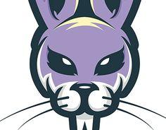 "Check out new work on my @Behance portfolio: ""Bad Bunny Mascot Logo"" http://be.net/gallery/35582949/Bad-Bunny-Mascot-Logo"
