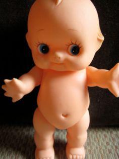 I Love Kewpie Dolls...reminds me of my girls...Betty Boop, too