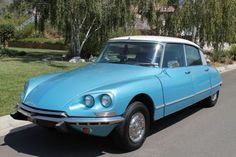 Hemmings Find of the Day – 1970 Citroen DS21 | Hemmings Daily