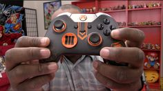 BLACK OPS 3 CUSTOM Xbox One Elite Controller UNBOXING! - YouTube