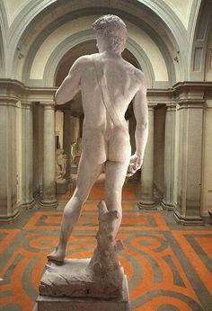 Galleria Dell'Accedemia Michaelangelo's David, Italy @Allison Jensen Great memories... Derek vs. David