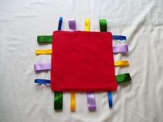 Sensory - Dementia Activity Supplies. small comfort blanket. simple to make