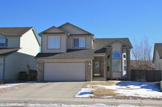 12680 Catch Pen - featured home for sale in Woodmen Hills #ColoradoSprings #House #Peyton