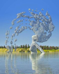Les incroyables Sculptures réalistes de Chad Knight (10)