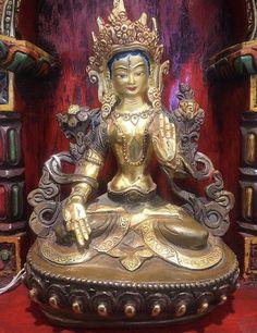 Buddha, Sculptures, Statue, Tibetan Buddhism, Deities, Wings, Sculpture