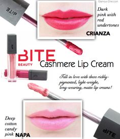 BITE Beauty Cashmere Lip Cream in Napa  Crianza Review, Photos  Swatches via @Holly Richer-Zine @Dani Scoggin Beauty  #beauty   #bbloggers   #beautyblogger   #makeup   #lips   #lipstick   #bitebeauty