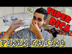 SUPER DICA PARA TIRAR QUALQUER CHEIRO DO LIQUIDIFICADOR - YouTube