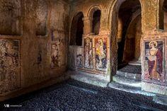 Santa Barbara (Chiesa Matera): navata e iconostàsi
