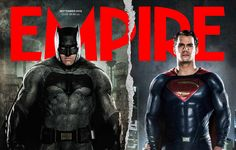 Batman vs Superman é destaque na revista EMPIRE