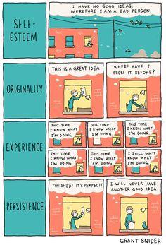 Incidental Comics: Creative Thinking (Part 2)