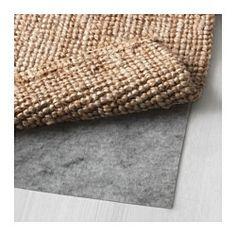 IKEA - LOHALS, Tapis tissé plat, 160x230 cm, , Le jute est un matériau solide et recyclable qui présente des variations de couleur naturelles.