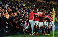 United bringin back the fergie time against hull city