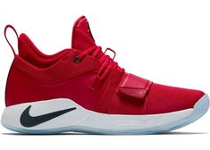 Pre-Owned Nike Pg Fresno State In Gym Red/dark Obsidian-white Paul George Shoes, Nike Paul George, Zapatillas Nike Basketball, Nike Shoes, Sneakers Nike, Fresno State, Baskets Nike, Team Usa, Basketball Shoes