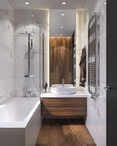 New kitchen apartment design bathroom 34 Ideas Bathroom Layout, Modern Bathroom Design, Bathroom Interior Design, Small Bathroom, Bath Design, Bathroom Toilets, Master Bathroom, Design Design, Bad Inspiration