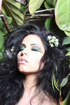 Jungle editorial shoot