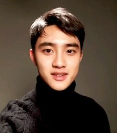 Our handsome Kyungsoo^.^ (1/4)