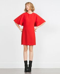 ZARA - WOMAN - ASYMMETRIC DRESS