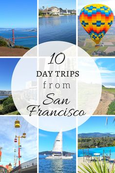 10 Spectacular San Francisco Day Trips to Impress any Visitor (or Your Self!) | www.apassionandapassport.com
