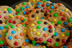 M and Ms Cookies food candy cookies cookie m