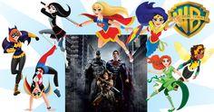 DC Super Hero Girls y Batman v Superman, las estrellas de Warner Bros. Consumer Products en 2016: Warner Bros. Consumer Products realiza una superapuesta para este año con sus nuevas y poderosas marcas, DC Super Hero Girls y 'Batman v Superman. El amanecer de la justicia', unas licencias con infinitas posibilidades que se adaptan a todas las categorías de producto