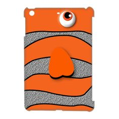 Cute Disney Finding nemo Orange Fish apple ipad Mini case cover