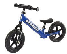 Best Kids Balance Bike for Sale – Blue STRIDER « Game Time Home