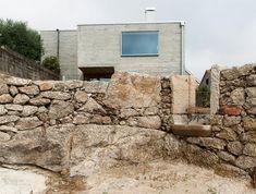 Casa na Carrasqueira | Martín de Cominges e José Villacé | Bueu 2014